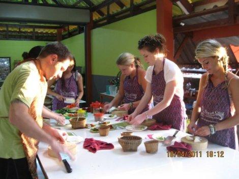 Cooking School in Thailand