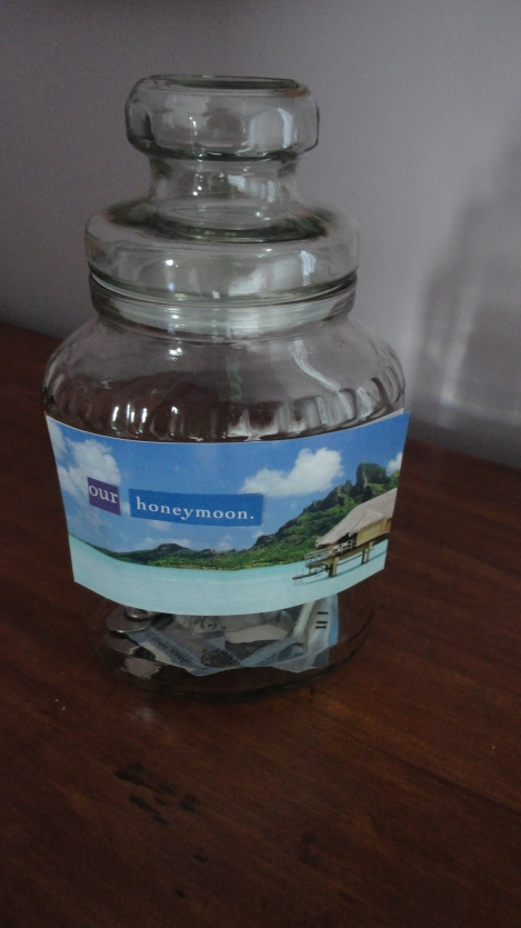 Honeymoon-jar
