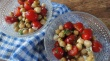 Easy Chickpea Tomato Dill Salad