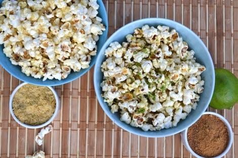 Popcorn Two Ways