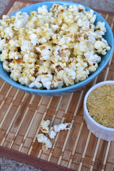 Healthy Movie-Style Popcorn